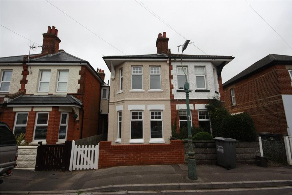 3 Bedrooms Semi Detached House for sale in Wheaton Road, Bournemouth, Dorset, BH7