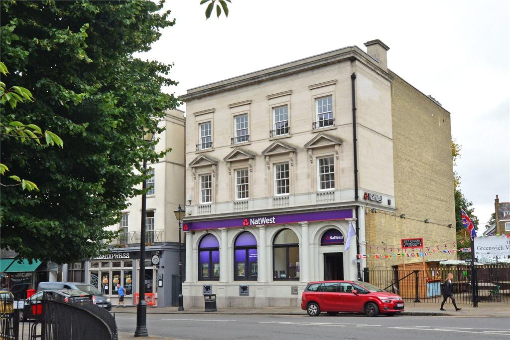 2 Bedrooms Flat for sale in Greenwich Church Street, Greenwich, London, SE10
