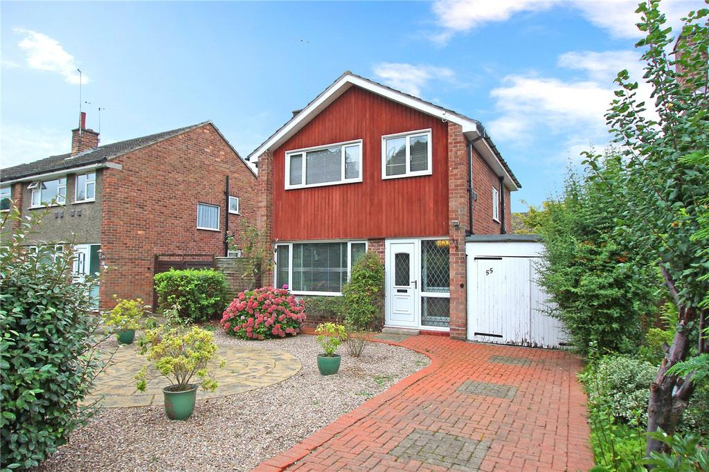 3 Bedrooms Detached House for sale in Newholm Drive, Nottingham, Nottinghamshire, NG11