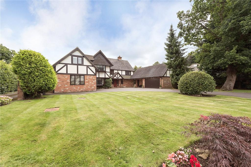 5 Bedrooms Detached House for sale in Disraeli Park, Beaconsfield, Bucks, HP9