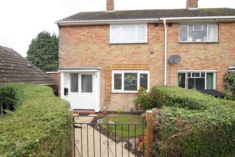 2 Bedrooms Semi Detached House for sale in Portman Road, Pimperne, Blandford Forum