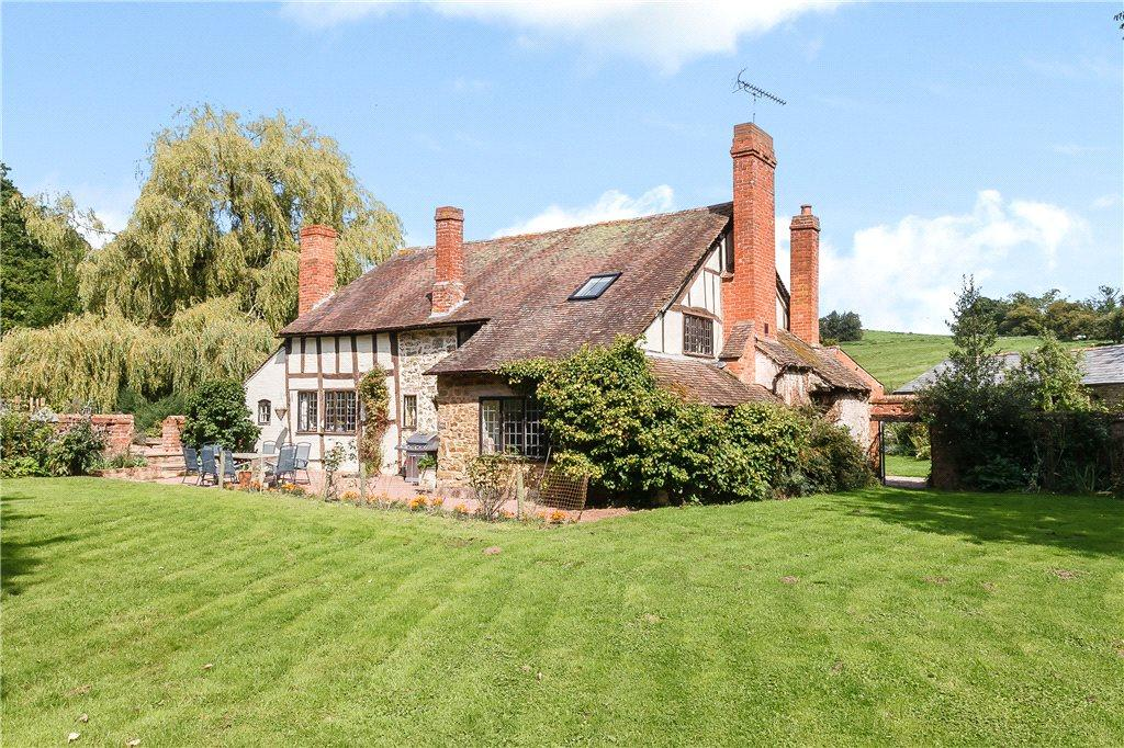 4 Bedrooms Unique Property for sale in Petty France, Colwall, Ledbury, Herefordshire, HR8