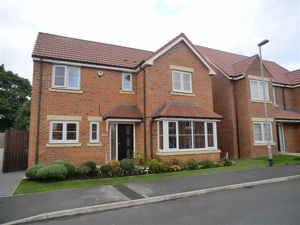 4 Bedrooms Detached House for sale in 6, Rushyford Drive, Chilton