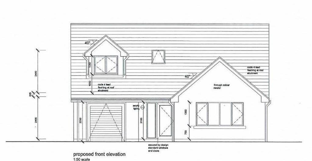 3 Bedrooms Detached House for sale in Morfa Bychan Road, Morfa Bychan