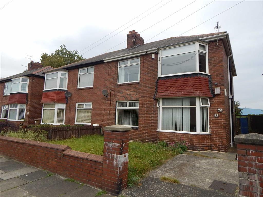 2 Bedrooms Apartment Flat for sale in Dene Crescent, Wallsend, Tyne And Wear, NE28