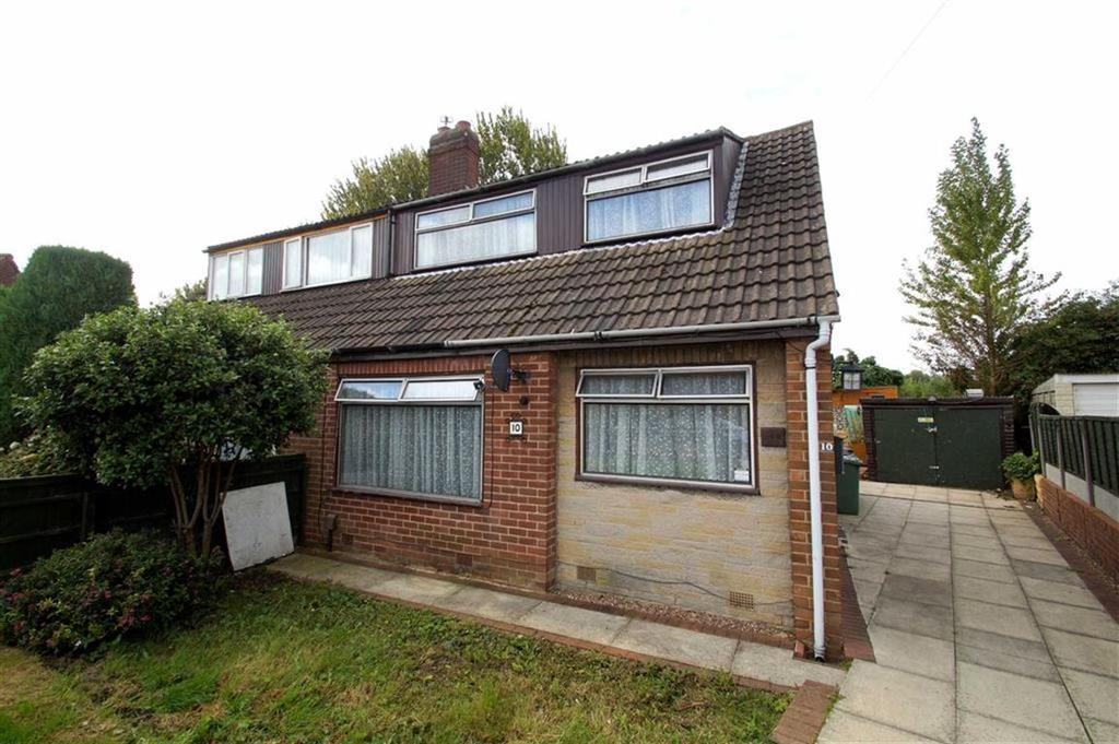 2 Bedrooms Semi Detached House for sale in Richardson Crescent, Leeds