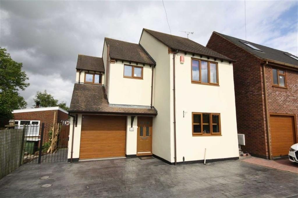 3 Bedrooms Detached House for sale in School Lane, Galley Common, Nuneaton