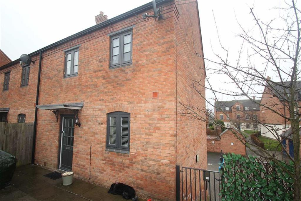 3 Bedrooms Mews House for sale in Benbow Quay, Shrewsbury
