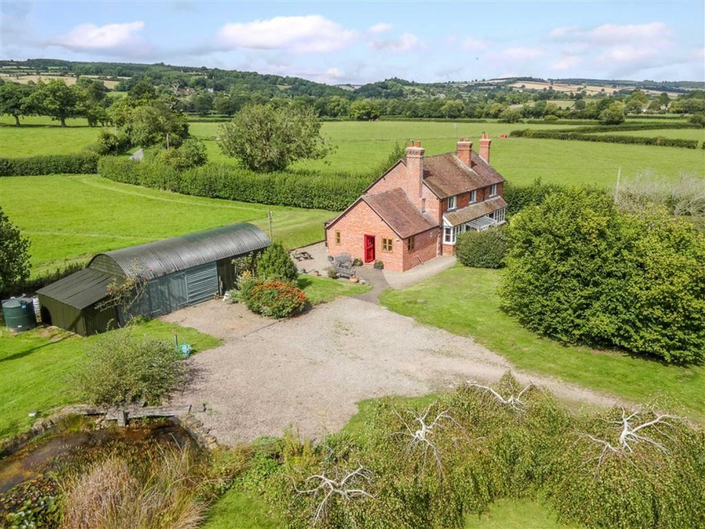 3 Bedrooms Detached House for sale in Ashley Moor, Orleton, Ludlow