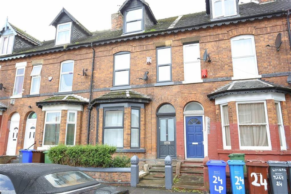 4 Bedrooms Terraced House for sale in Longford Place, Victoria Park, Manchester