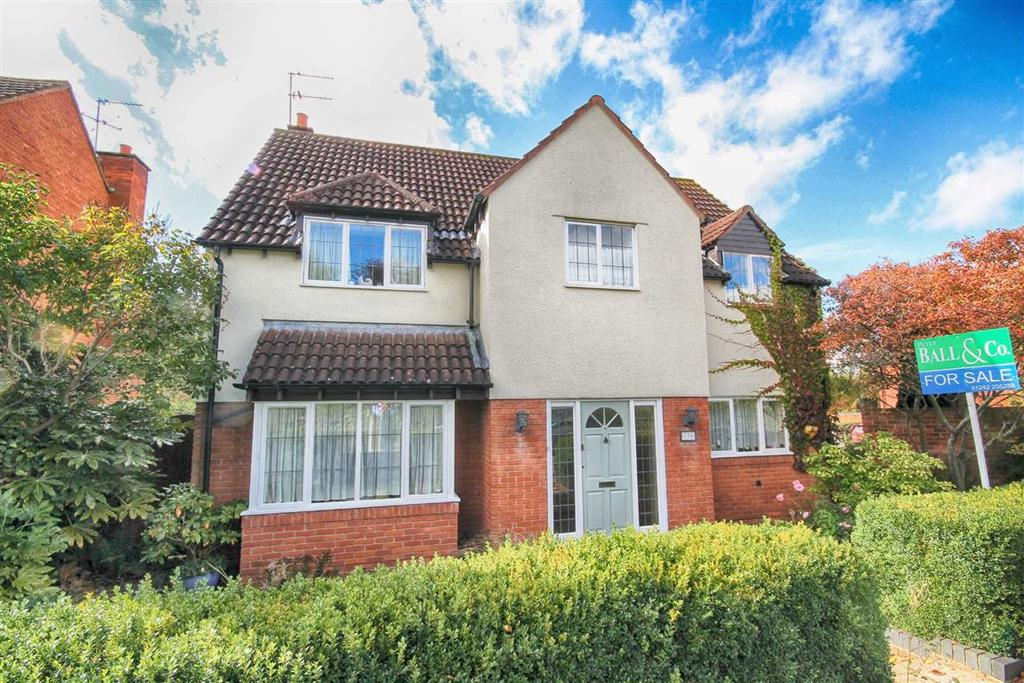 5 Bedrooms Detached House for sale in Hatherley Road, Cheltenham, GL51