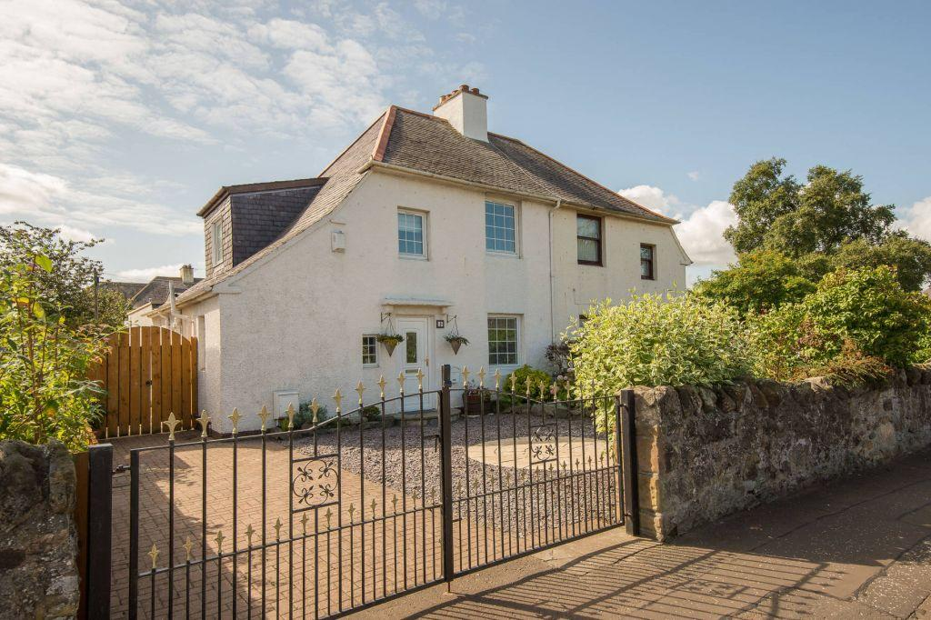 3 Bedrooms Semi Detached House for sale in 19 Haddington Road, Tranent, East Lothian, EH33 1LS