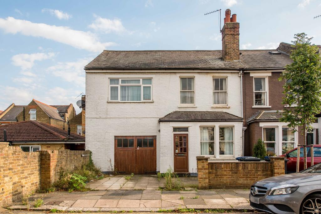 4 Bedrooms House for sale in Albany Road, Ealing