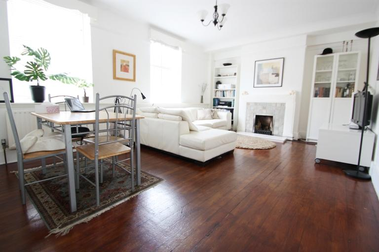 2 Bedrooms Flat for sale in Wyatt Park Mansions, Streatham Hill SW2