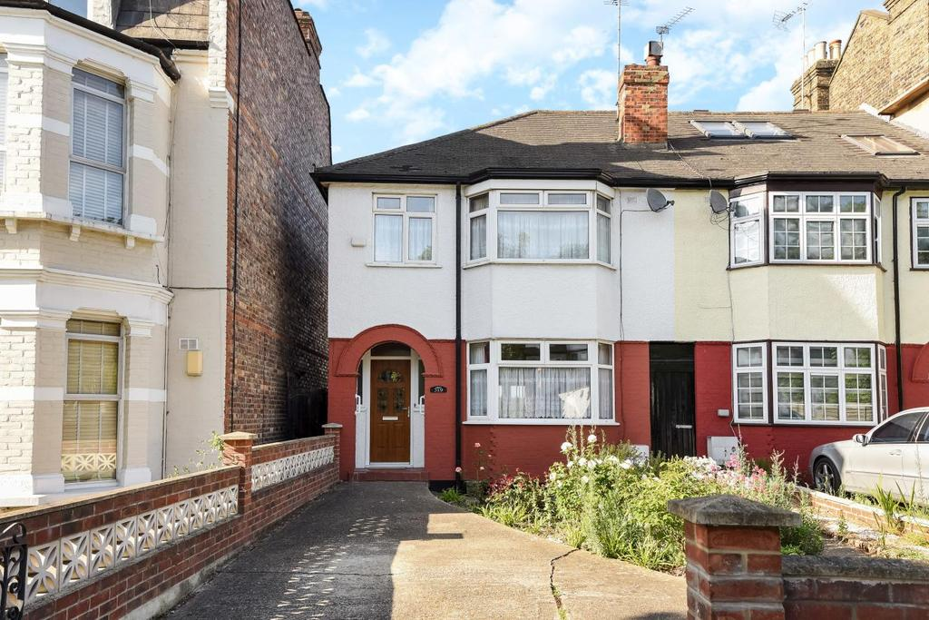3 Bedrooms Semi Detached House for sale in Alexandra Park Road, Alexandra Park