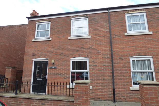 3 Bedrooms Terraced House for sale in Wellington Street, Louth, LN11