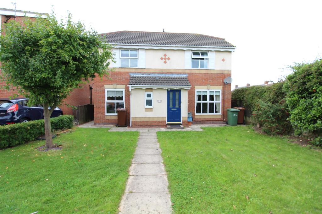 3 Bedrooms Detached House for sale in Belgrave Road, Scartho Top, Grimsby