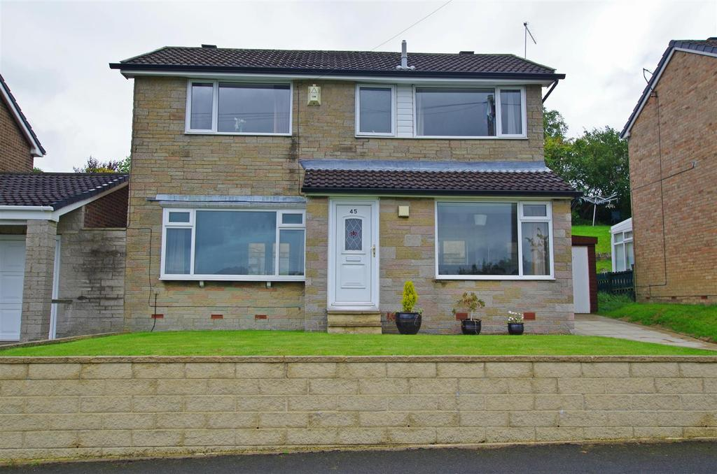 3 Bedrooms Detached House for sale in Long Ridge, Brighouse