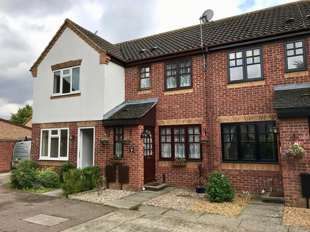 2 Bedrooms Terraced House for sale in Charles Melrose Close, Mildenhall