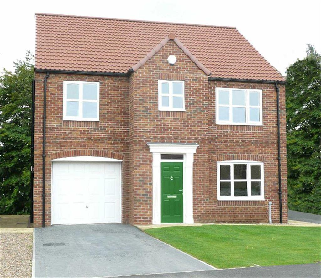 4 Bedrooms Detached House for sale in New Walk, Dawnay Park, Driffield, East Yorkshire