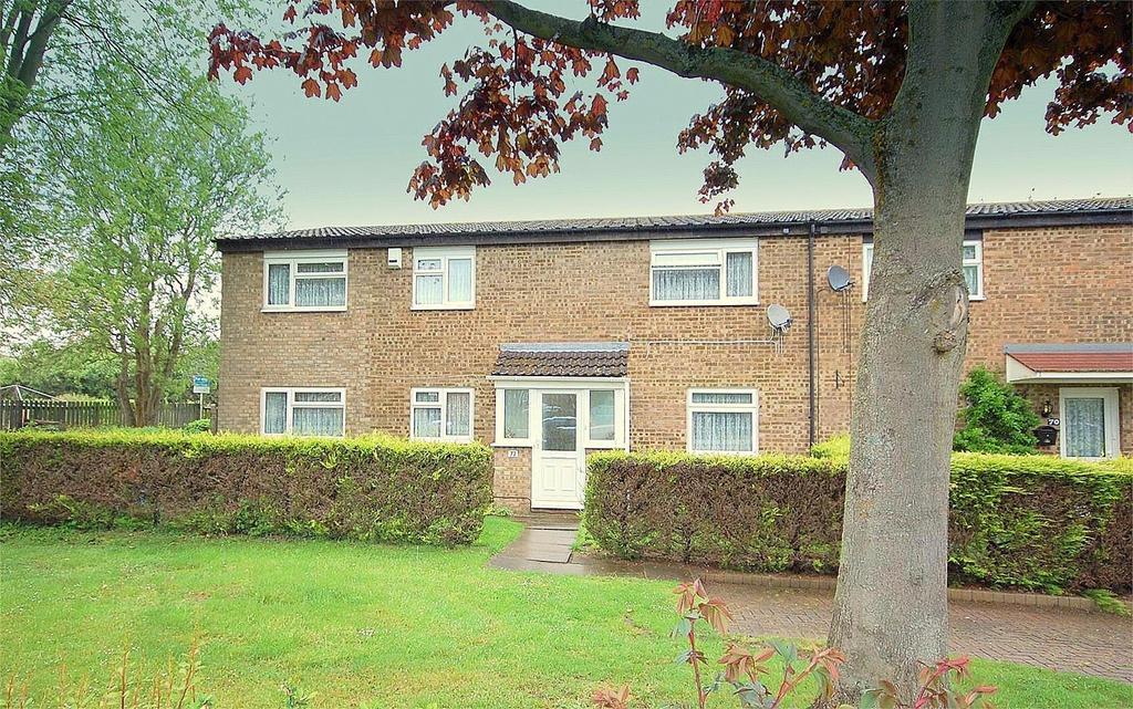 4 Bedrooms Semi Detached House for sale in Stirling Close, STEVENAGE