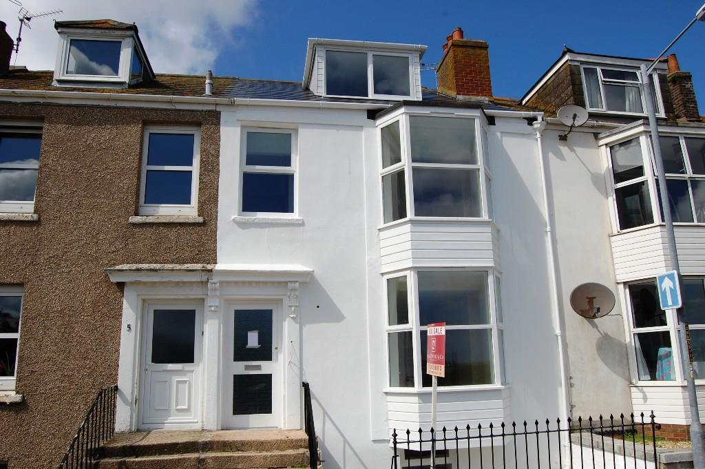 4 Bedrooms Terraced House for sale in Erisey Terrace, Falmouth