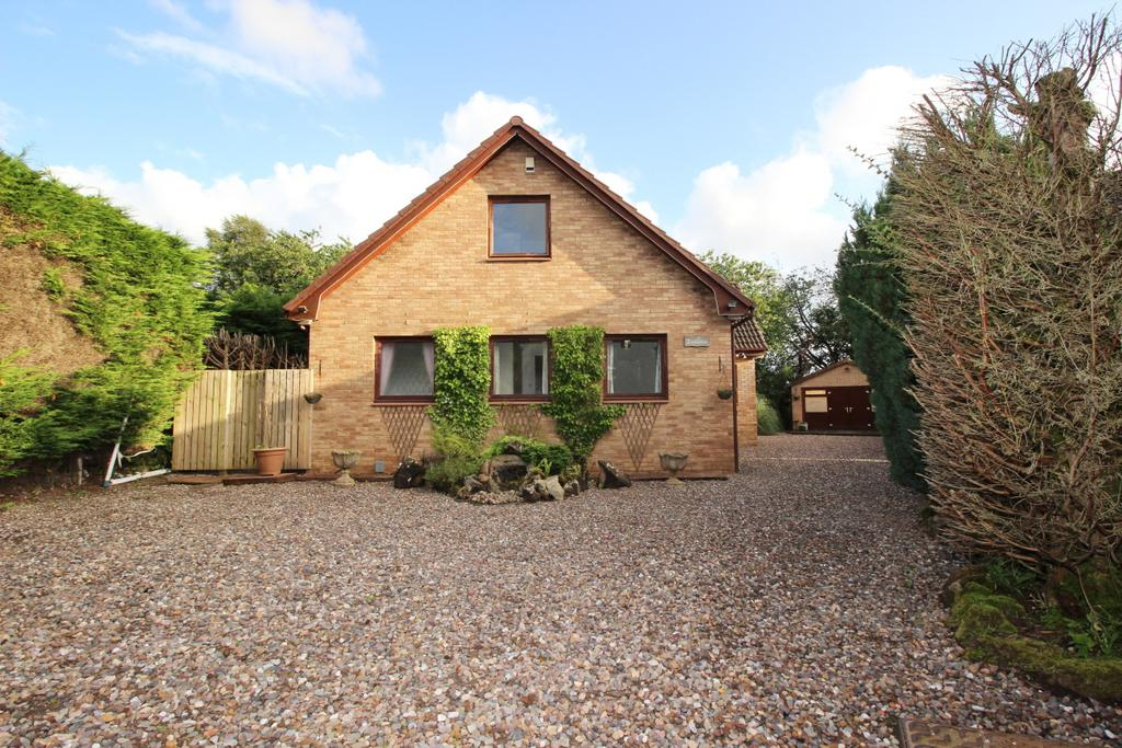 4 Bedrooms Bungalow for sale in 27a Romanhill Road, Hardgate, G81 6NU