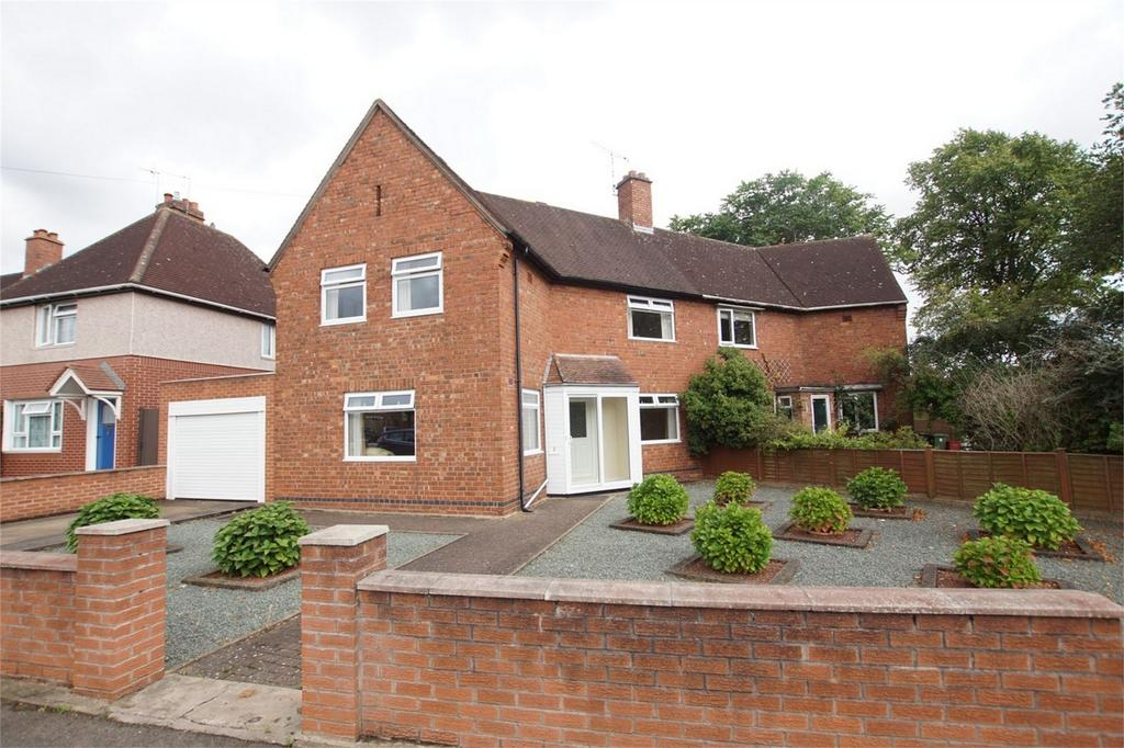 3 Bedrooms Semi Detached House for sale in Millers Road, Warwick