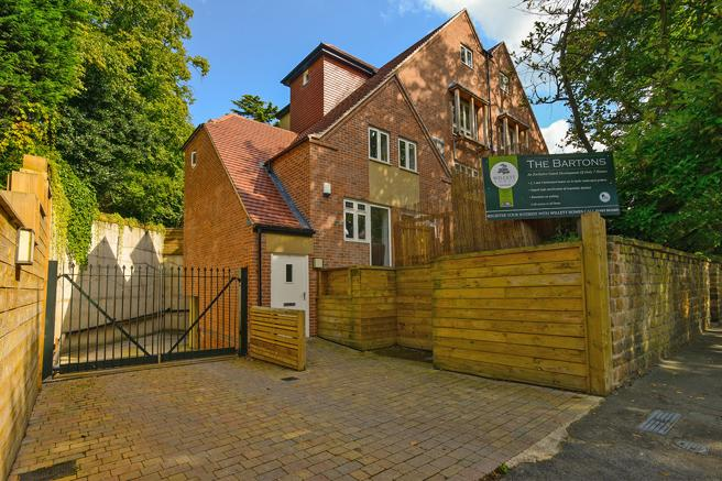 2 Bedrooms Apartment Flat for sale in Apartment 5, The Barton's, Harrington Drive, Nottingham NG7 1JQ
