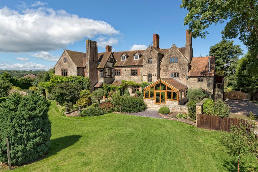 7 Bedrooms Unique Property for sale in Cleobury Mortimer, Kidderminster, Worcestershire, DY14