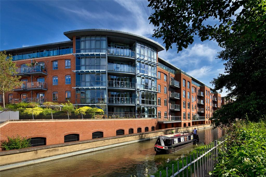 2 Bedrooms Flat for sale in Foundry House, Walton Well Road, Oxford, OX2