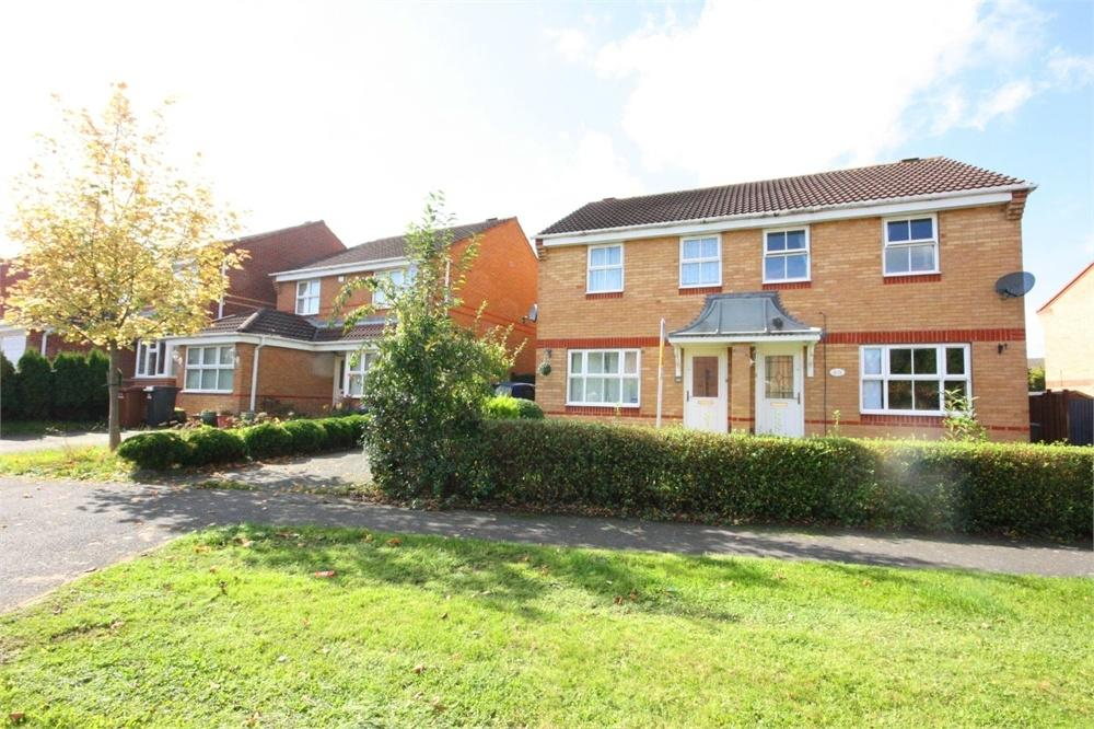 3 Bedrooms Semi Detached House for sale in Marigold Crescent, MELTON MOWBRAY