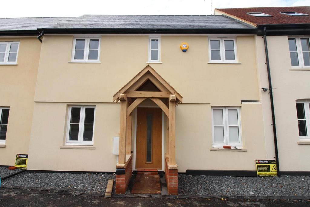 5 Bedrooms Terraced House for sale in Plot 2, The Keys Boyton Cross, Roxwell