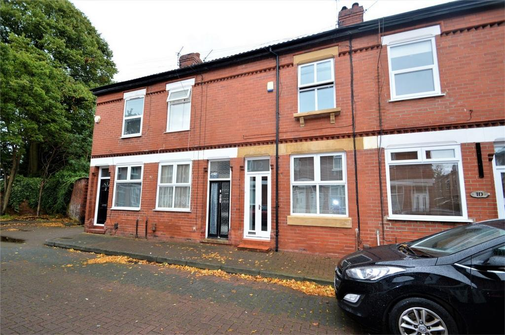2 Bedrooms Terraced House for sale in Edward Street, SALE, Cheshire