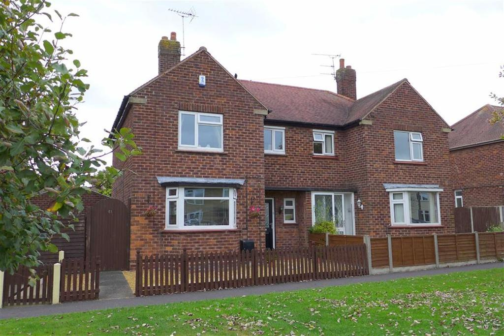 2 Bedrooms Semi Detached House for sale in Moreton Road, Crewe