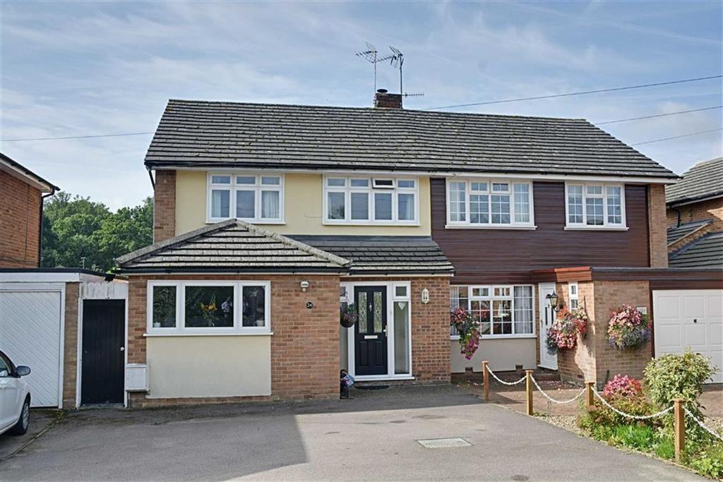 4 Bedrooms Semi Detached House for sale in London Road, Hertford Heath, Herts, SG13