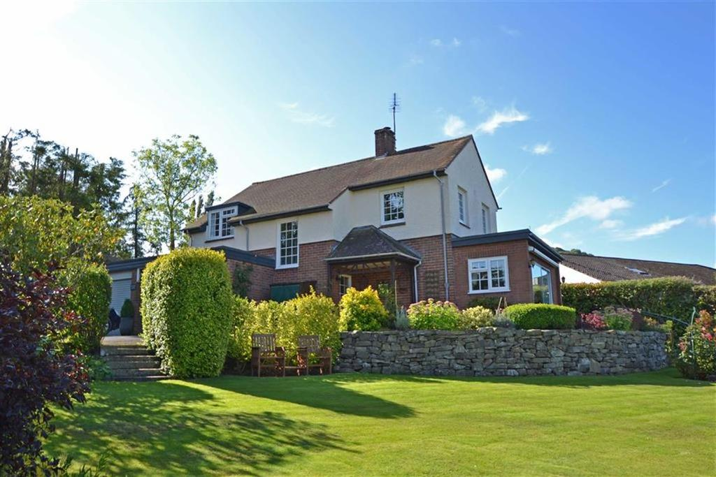 3 Bedrooms Detached House for sale in Hazler Road, Church Stretton, Shropshire
