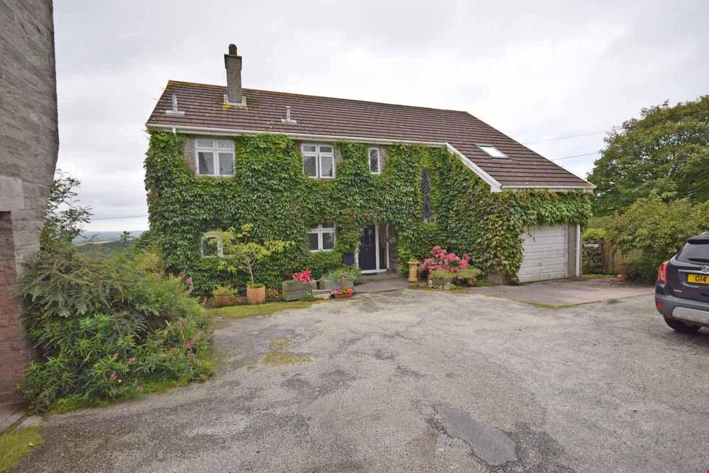 5 Bedrooms Detached House for sale in St Breward, Cornwall, PL30