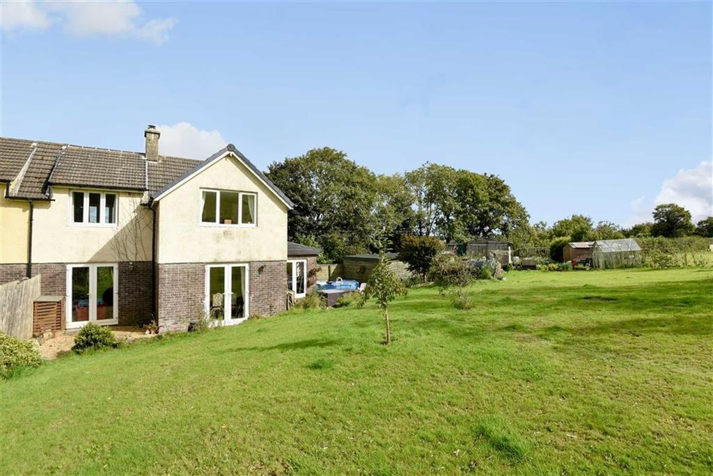 2 Bedrooms Semi Detached House for sale in Springfield Cottages, Chillaton, Devon