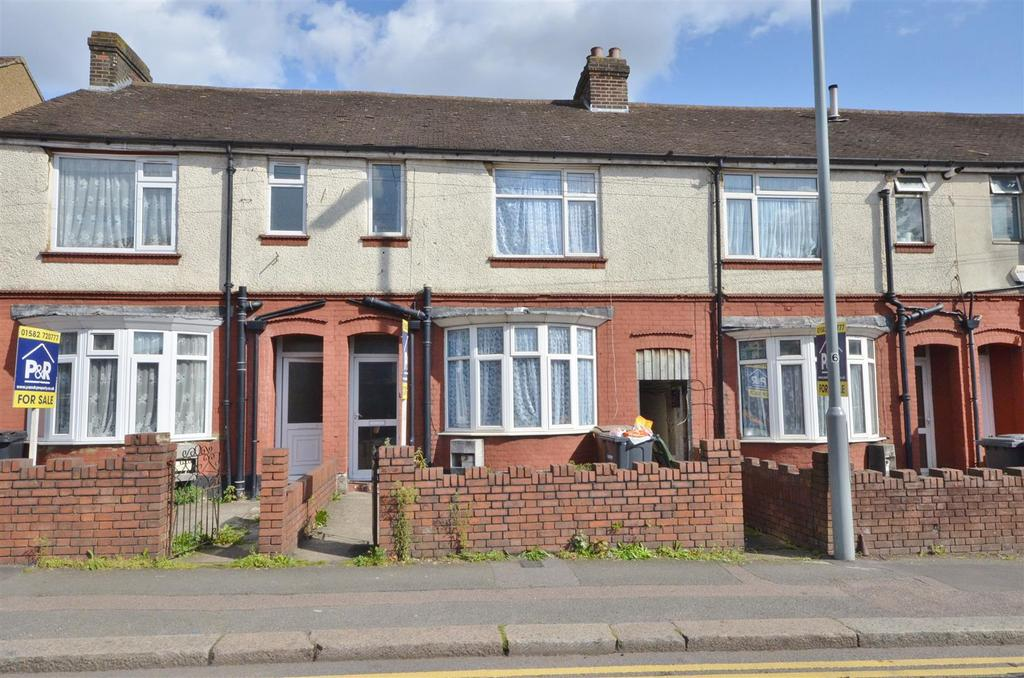 2 Bedrooms Terraced House for sale in Kingsway, Luton