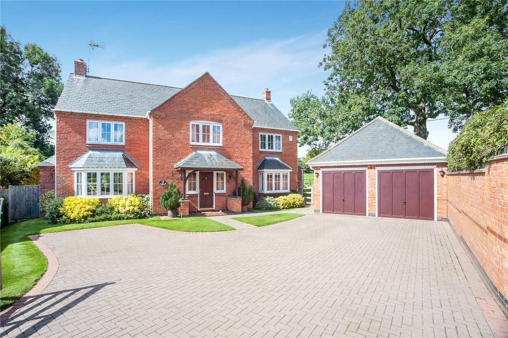 5 Bedrooms Detached House for sale in Beeches Close, Sibbertoft