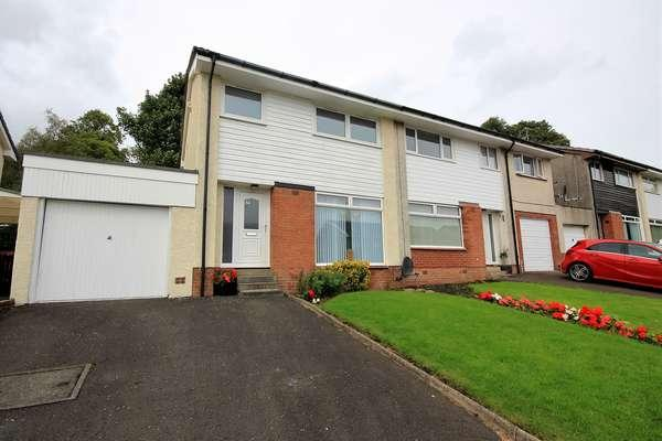 3 Bedrooms Semi-detached Villa House for sale in 34 Anderson Drive, Darvel, KA17 0DE