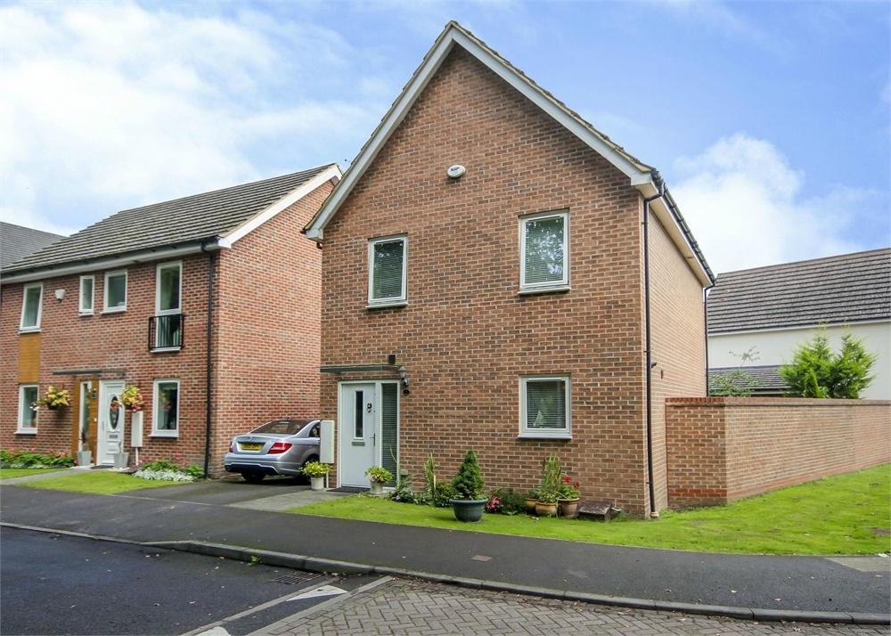 3 Bedrooms Detached House for sale in Hastings View, Bracknell, Berkshire