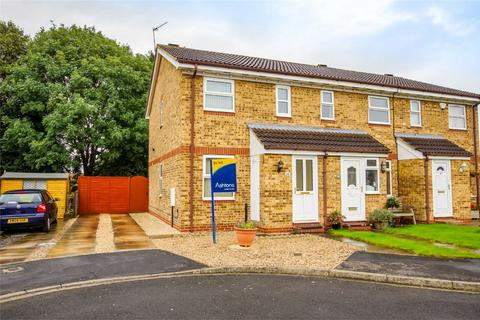 2 bedroom end of terrace house to rent - Whitton Place, YORK