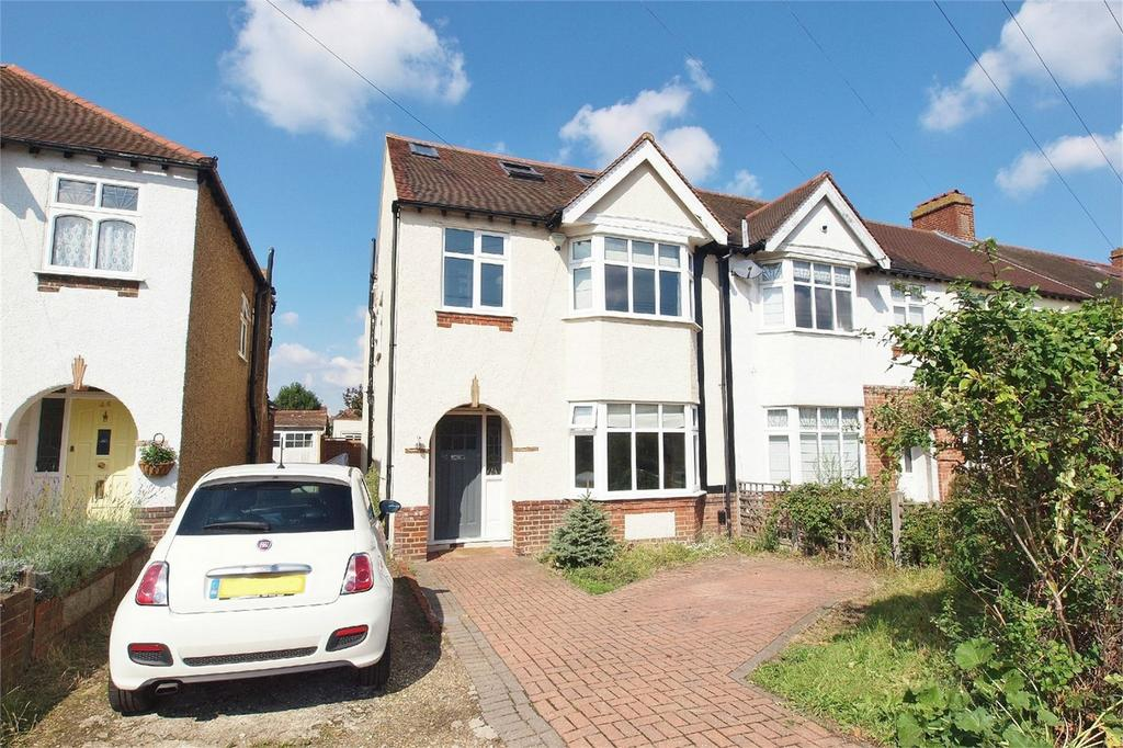 4 Bedrooms End Of Terrace House for sale in Balmoral Avenue, Beckenham, Kent