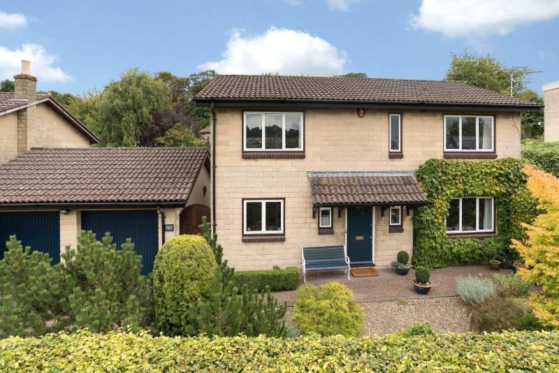 4 Bedrooms Detached House for sale in Darlington Road, Bathwick, Bath, BA2
