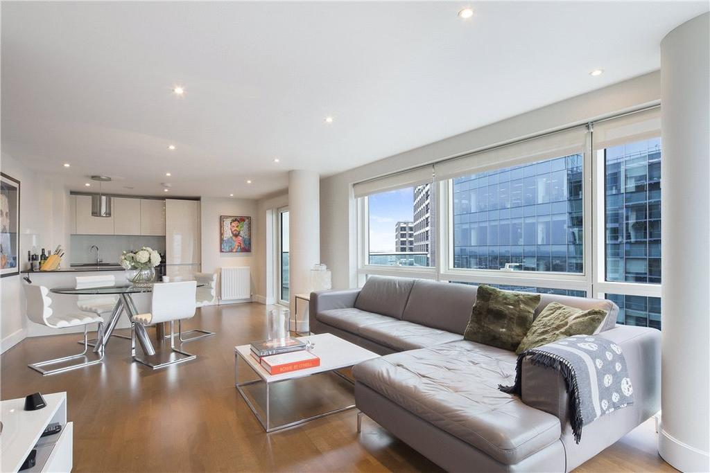2 Bedrooms Flat for sale in Crawford Building, 112 Whitechapel High Street, Aldgate, London, E1