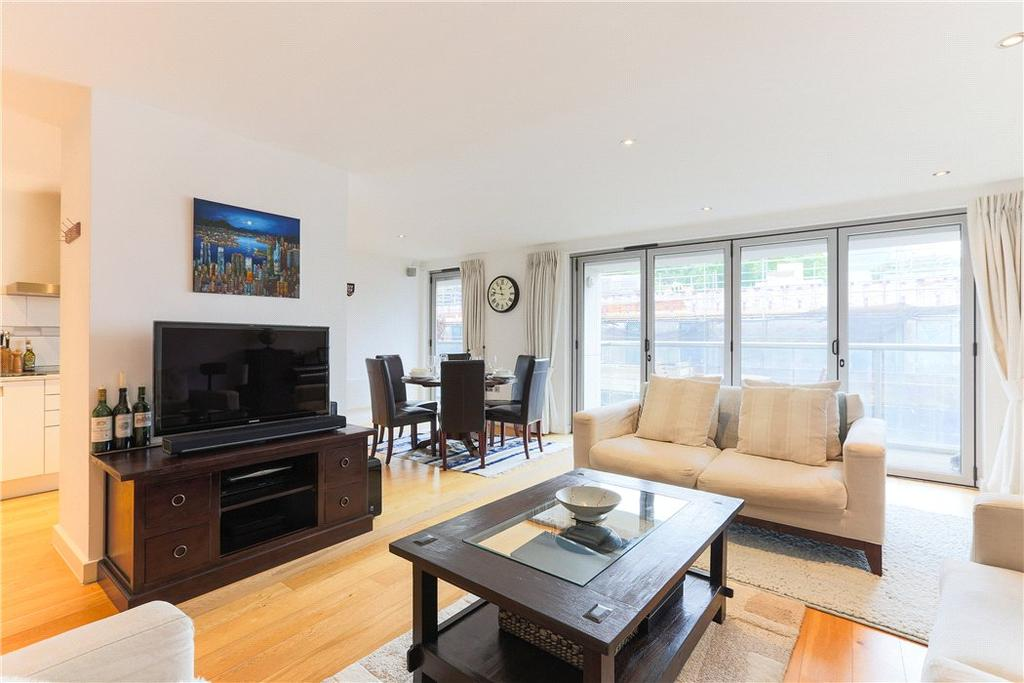 2 Bedrooms Flat for sale in Galileo Apartments, 48 Featherstone Street, London, EC1Y