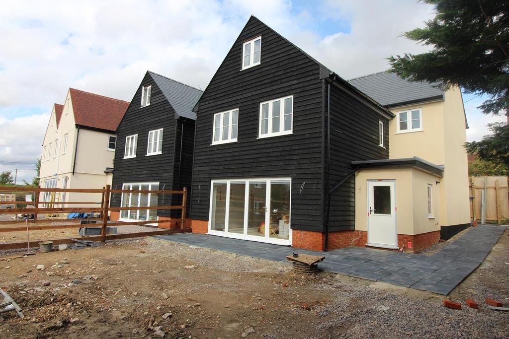 5 Bedrooms End Of Terrace House for sale in Plot 3 The Keys, Boyton Cross, Roxwell