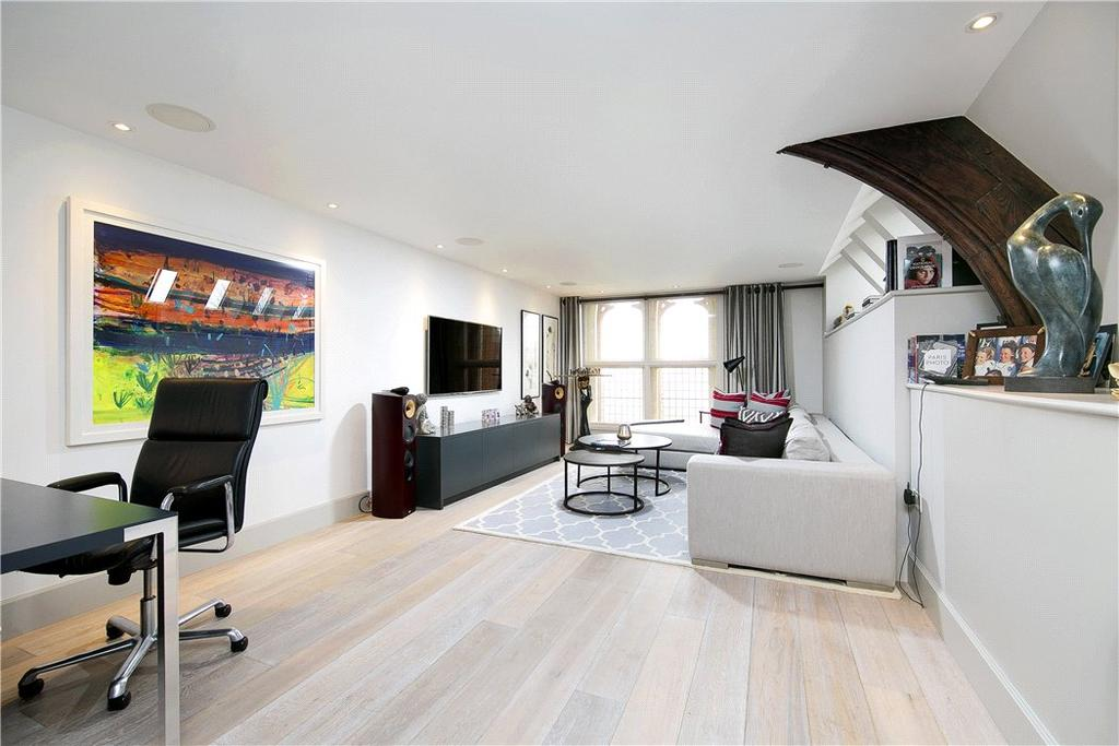 2 Bedrooms Flat for sale in Little Green, Richmond, TW9